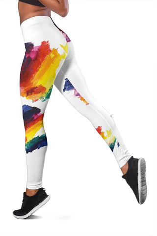 Image of Color Mixing Leggings