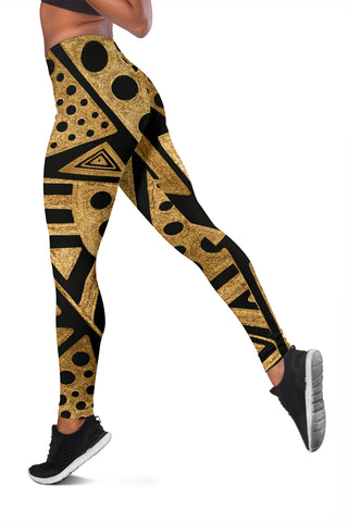 Image of Africa Women's Leggings