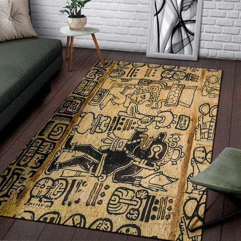 Image of Aztec Trading Area Rug
