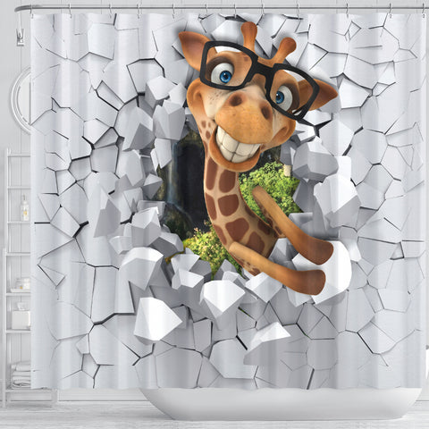 Image of 3D Giraffe