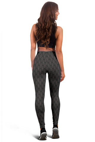 Image of A Cup Of Coffee A Day Women's Leggings