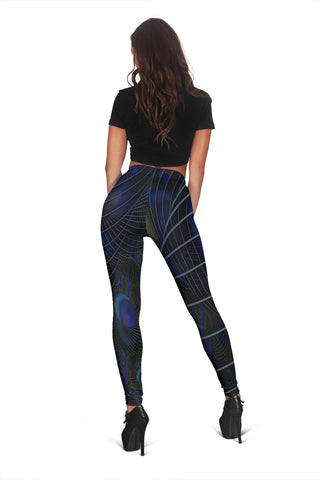 Image of Peacock Leggings