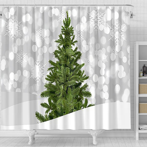 Shower Curtain ~ Pine Tree