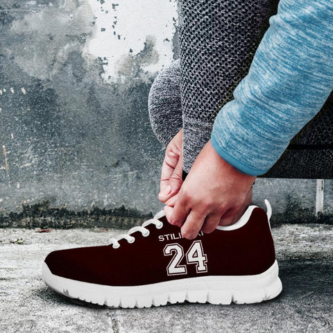 Stilinski 24 Running Shoes - Spicy Prints