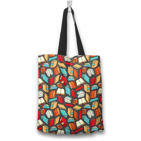 Book Lovers Tote Bag - Spicy Prints