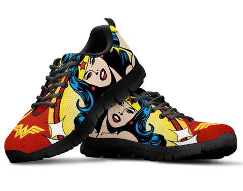 Image of WW Ladies Running Shoes EXP - Spicy Prints