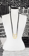 TEXTURED TUBE NECKLACE (MEDIUM LONG, LONG & EXTRA LONG)