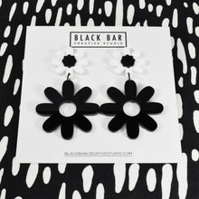DAISY DANGLE EARRINGS - Available in various colors