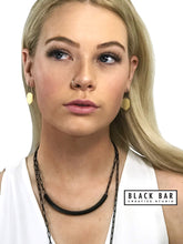 SQUARE TUBE NECKLACE (CHOKER, SHORT, MEDIUM & MEDIUM LONG)