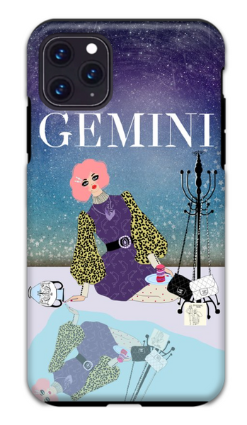GEMINI iPhone Case