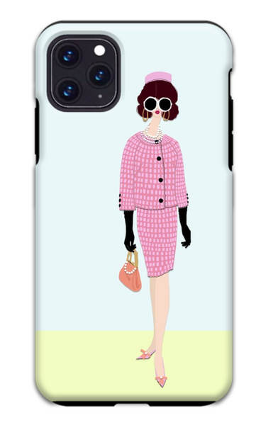JACKIE iPhone Case