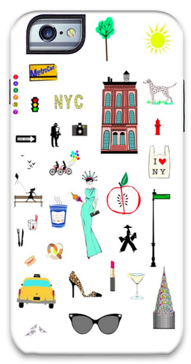 Because New York iPhone Case