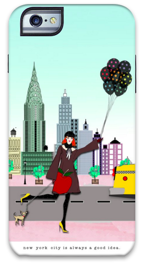 New York City Is Always A Good Idea iPhone Case