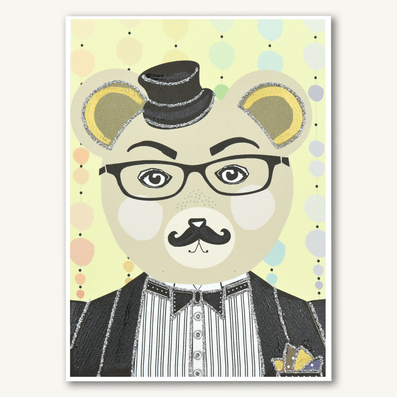 The Dapper Bear