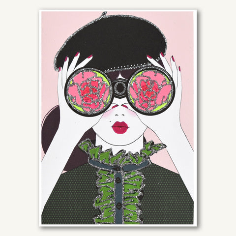 e5a36cd4d69 Look At The World Through Rose Colored Glasses – VERRIER HANDCRAFTED