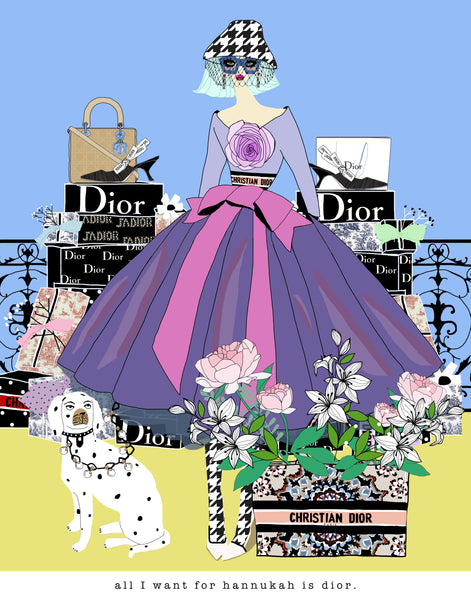 All I Want For Hanukkah is Dior
