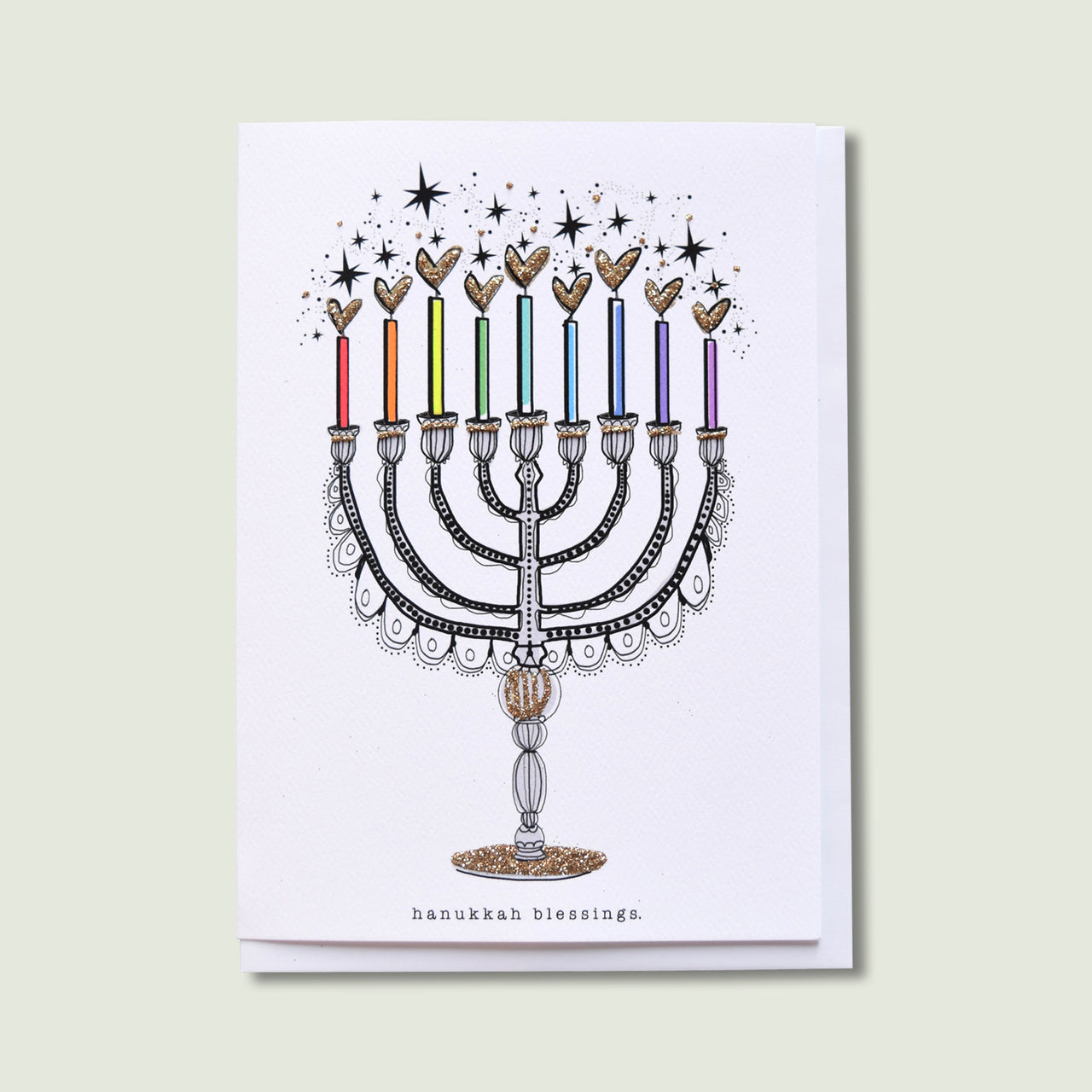 Hanukkah Blessings