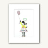 Child With Balloon