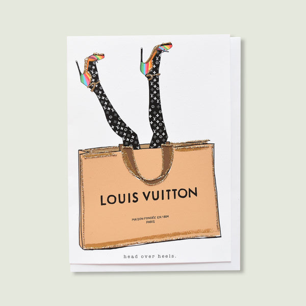 Head Over Heels (Louis Vuitton)