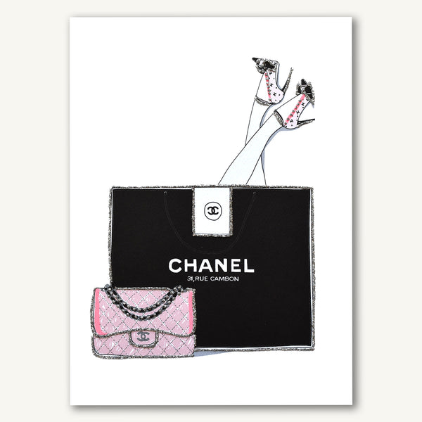 Head Over Heels Chanel (no words)