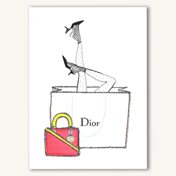 Head Over Heels Dior (no words)
