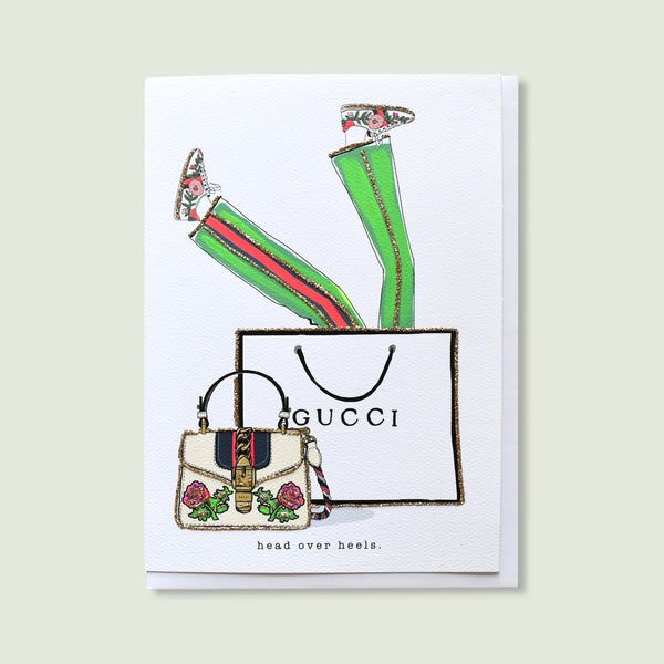 Head Over Heels (Gucci)