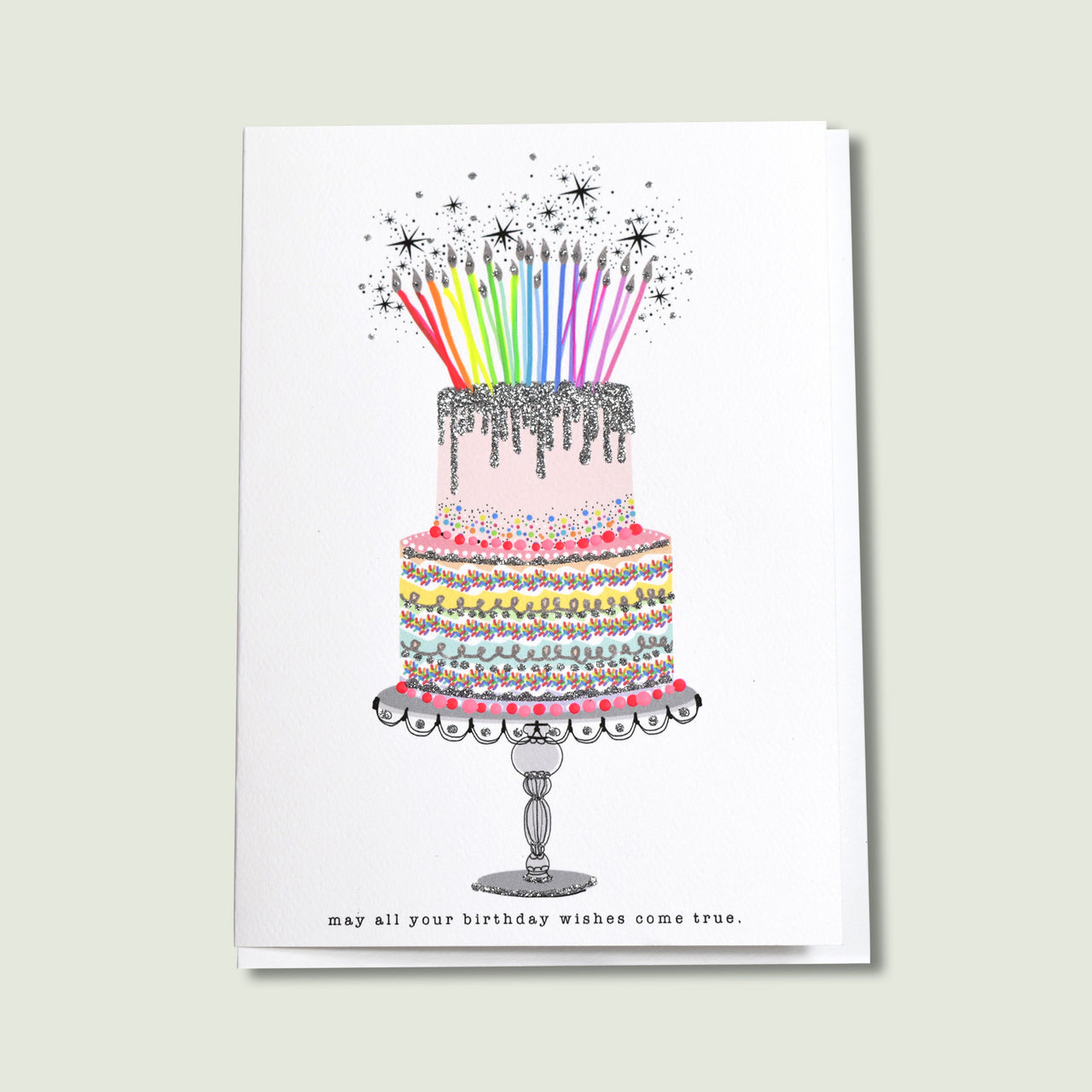 May All Your Birthday Wishes Come True Verrier Handcrafted