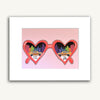 New York City Heart Sunglasses