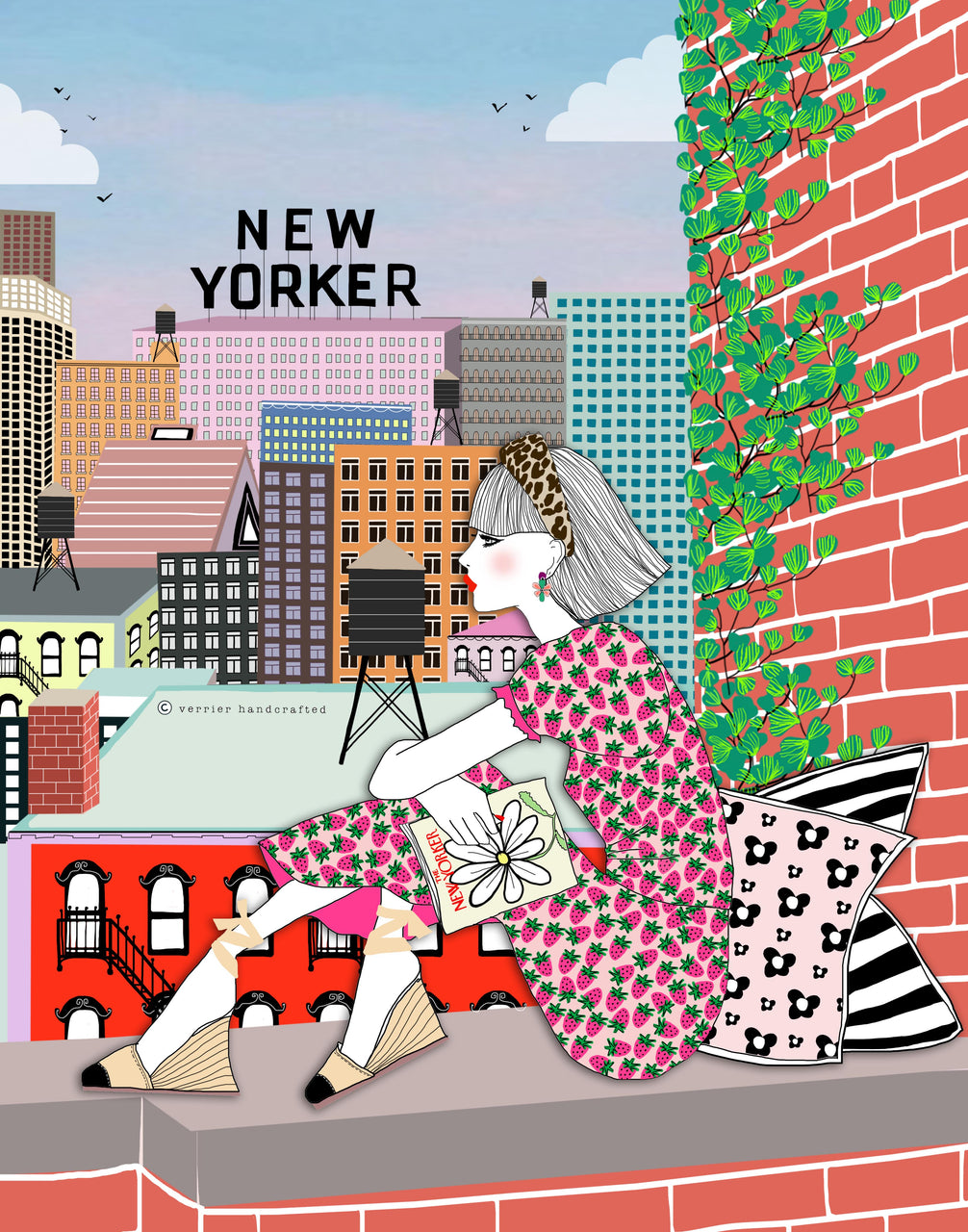 New Yorker (GREETING CARD)