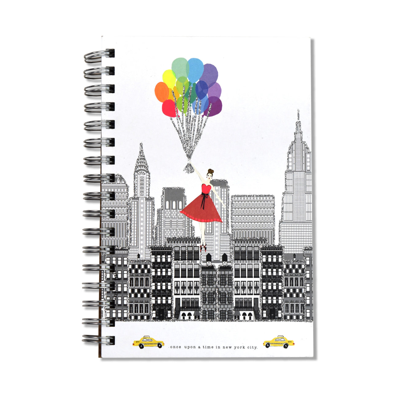 Once Upon A Time In New York City Notebook