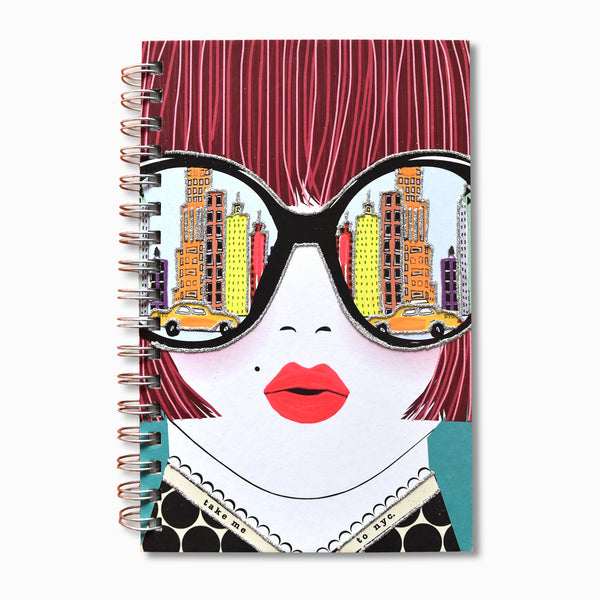 Take Me To NYC Notebook