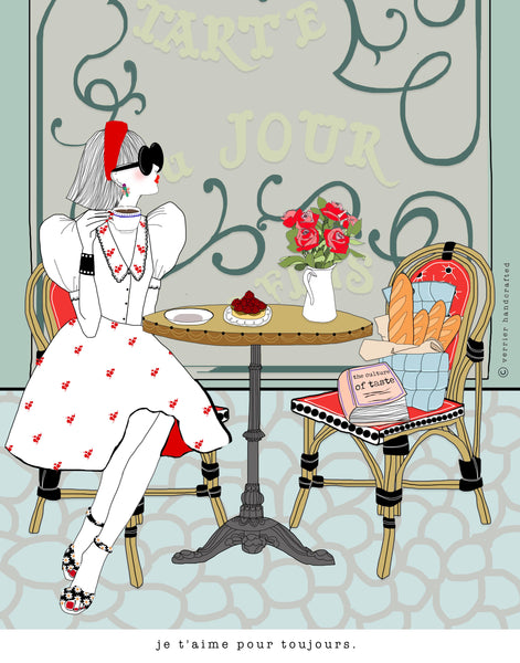 je t'aime pour toujours (GREETING CARD)