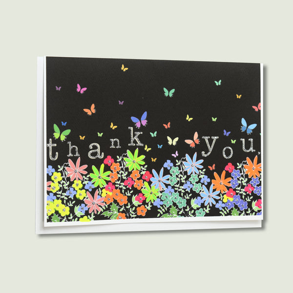 Thank You (butterflies)