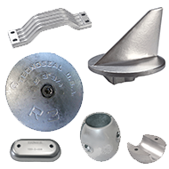 Anodes and Zincs