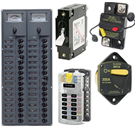 Circuit Breakers Panels