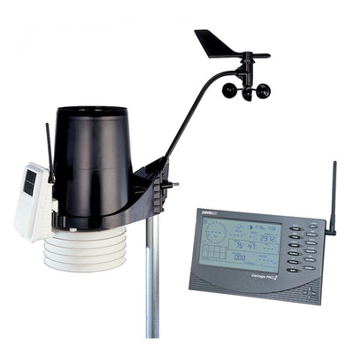 Davis Wireless Vantage Pro2 trade Plus w UV Solar Radiation Sensors