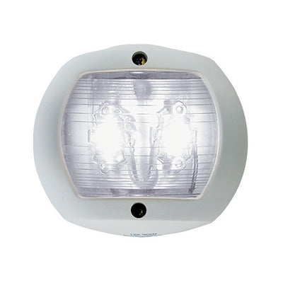 Perko LED Stern Light - White - 12V - White Plastic Housing
