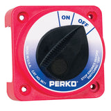 Perko 9611DP Compact Medium Duty Main Battery Disconnect Switch