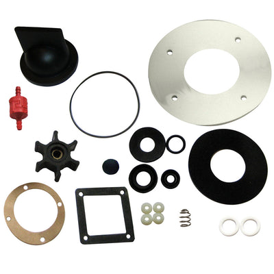 Raritan Crown Head trade CD Series Repair Kit