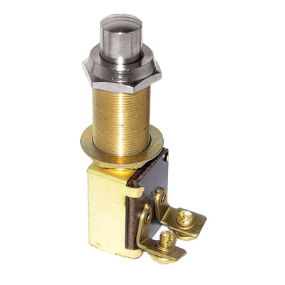 Raritan Push Button Switch Momentary Single Pole - 15A