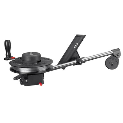 Scotty 1080 Strongarm 24 Manual Downrigger w Rod Holder