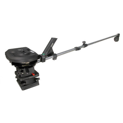 Scotty 1106 Depthpower 60 Telescoping Electric Downrigger w Rod Holder Swivel Mount