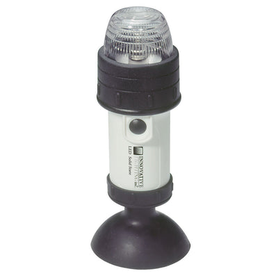 Innovative Lighting Portable LED Stern Light w Suction Cup