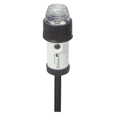 Innovative Lighting Portable Stern Light w 18 Pole Clamp