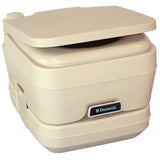 Dometic - 964 MSD Portable Toilet 2.5 Gallon Parchment