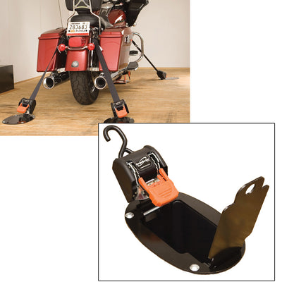 CargoBuckle Flush Mount Tie-Down System