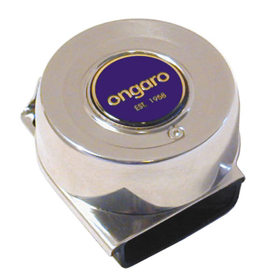Ongaro Mini Compact Single Horn - 12V