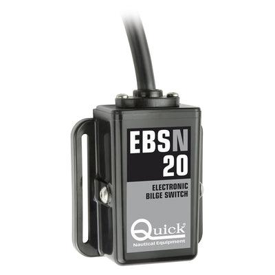 Quick EBSN 20 Electronic Switch f Bilge Pump - 20 Amp