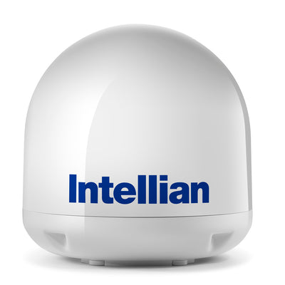 Intellian i3 Empty Dome & Base Plate Assembly