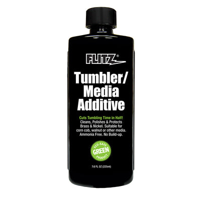 Flitz Tumbler Media Additive - 7.6 oz. Bottle